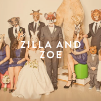 "Cast in Starring Lead Role in the New Feature ""e;Zilla and Zoe""e;"